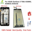 "Lcd Display  Zenfone For ASUS Zenfone 5 5""  Touch Screen Digitizer For ASUS Zenfone 5 Display T00J A500KL A500CG A501CG Screen"