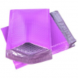 10pcs/lot Usable space purple Poly bubble Mailer envelopes padded Mailing Bag Self Sealing for packing