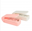 Mini Heat Sealer Plastic Package Storage Bag Mini Sealing Machine Handy Sticker Seals for Food Snack Kitchen Accessories Home