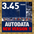 2021 Hot Selling Autodata 3.45 Full install Keygen AUTODATA Latest Version For Remote install Automotivo Repair Software auto