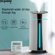 1100ML USB Humidifier Large Capacity Ultrasonic Essential Oil Aroma Diffuser 7-Colorful LED Light Multifunctional Portable