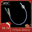 medical silicone Foley catheter Urology male and famale 2way urinary catheter Clinical teaching  traumatic pistol