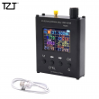 TZT N1201SA+ 35MHz - 2.7GHz UV RF Antenna Analyzer SWR Meter Tester with Aluminum Alloy Shell PS100/PS200