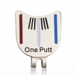 Golf Ball Mark With Magnetic Hat Clip One Putt Golf Putting Alignment Aiming Ball Marker Drop Ship
