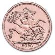 2020 Great Britain Gold Sovereign BU - SKU#205311