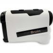 Bruin Outdoors Golf Rangefinder with Pinseeker - Jolt - Slope Technology