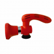 The Big Red Blaster Turn Your Garden Hose into a Fire Hose! Red - Brand New!