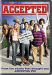 Accepted DVD Justin Long NEW