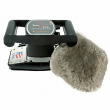 Core Products Jeanie Rub Full Body Variable Speed Massager Sheepskin Cover Combo