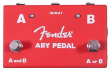 Fender Guitar Amplifier Amp Switcher Footswitch ABY Stomp Box Pedal, Red