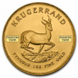 1 oz Gold South African Krugerrand Coin Random Year