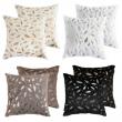 "1/2pcs 18"" Soft Faux Fur Velvet Throw Pillow Case Cushion Sofa Bed Cover Square"