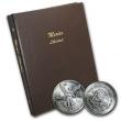1982-2015 Mexico 34-Coin Silver Libertad Set (In Dansco Album) - SKU #91713