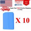 10 x Clay Bar Detailing Auto Car Clean Wash Cleaner Sludge Mud Remove Magic 180g