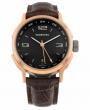 Tourneau TNY Series GMT 18K Rose Gold Automatic 40mm Men's Watch TNY400405005
