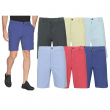 Mens Stretch Chino & Oxford Shorts Flat Front Summer Casual Slim Fit 30-42