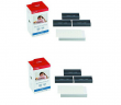 2 Sets Canon Selphy CP1300 KP-108IN 4 x 6 Color Ink/Paper Set, Total 216 Prints