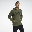 Reebok Men's Training Essentials Big Logo Hoodie