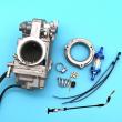 New Carburetor For TM42-6 Mikuni HSR42 HSR 42mm Harley Davidson EVO & Twincam