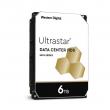"""HGST WD Ultrastar 6 TB DC HC310 SATA 7200 RPM 256 MB 3.5"""" HDD HUS726T6TALE6L4"""