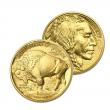 1 Gold Random Date American buffalo 1 Troy oz Bullion $50 US Mint .9999 Coin