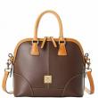 Dooney & Bourke Wexford Leather Satchel