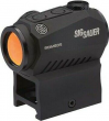 Sig Sauer SOR50000 Romeo5 1x20mm Compact 2 Moa Red Dot Sight (High Mount Only)