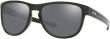 Oakley Sliver R Polarized Black Iridium OO9342-1657 Men's Sunglasses