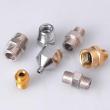 7Pcs Adaptor Kit Fitting Connector Set For Compressor Airbrush Hose Tattoo Art