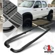 """BULLY Black 3"""" Adjustable Side Step Nerf Bar Running Board for 99-11 Chevy/GMC"""
