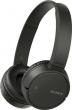 Sony ZX220BT Wireless On-Ear Bluetooth Headphones w/ Built-In Microphone, Black