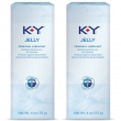 K-Y Jelly Personal Lubricant, 4 oz. (Pack of 2)
