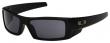 Oakley Gascan Sunglasses 03-473 Matte Black | Grey Lens