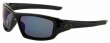 Oakley Valve Sunglasses OO9236-12 | Polished Black | Deep Blue Polarized |