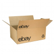 """eBay-Branded Boxes With Black Color Logo 15"""" x 10"""" x 6"""""""