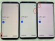 Samsung Galaxy S8+ G955U 64GB BLACK DOT LCD Factory Unlocked Smartphone