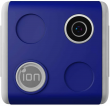 iON Camera SnapCam Wearable HD Camera with Wi-Fi & Bluetooth (White) ION1046
