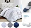 Comforter Queen king Size Ultra Soft Luxury Duvet Insert Microfiber Comforter