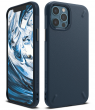 For iPhone 12 Pro Max / 12 Pro / 12 / 12 Mini Case | Ringke [Onyx] Rugged Cover