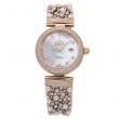 Omega De Ville Ladymatic Rose Gold Auto 34mm Ladies Watch 425.65.34.20.55.008