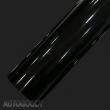 "12"" x 60"" Gloss Black Vinyl Film Wrap Sticker Decal Air Bubble Free 1ft x 5ft"