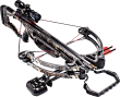 Barnett Raptor FX3 Package NEW IN BOX Camo with Bolts, Scope, Quiver