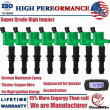 High Performance Ignition Coil 8 Pack For Ford F-150 F150 5.4L V8 04-2008 TRITON