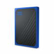 WD 1TB My Passport Go Cobalt SSD Portable External Storage - WDBY9Y0010BBT-WESN