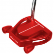 Orlimar Golf Red F80 Mallet Style Putter NEW