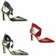 Cole Haan Womens Maikki Elastic Ankle Strap Heels