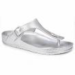 Seven Dials Womens Cadella Split Toe Casual Slide Sandals
