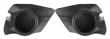 "Rockville RockZR 6.5"" Kick Panel Speaker Pods For 2014-17 Polaris RZR 1000/900S"