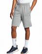 Champion Fleece Shorts Men's Powerblend Drawcord Elastic Waistband Pockets S-2XL
