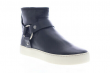 Frye Lena Harness Bootie 70275 Womens Black Leather Zipper Booties Boots